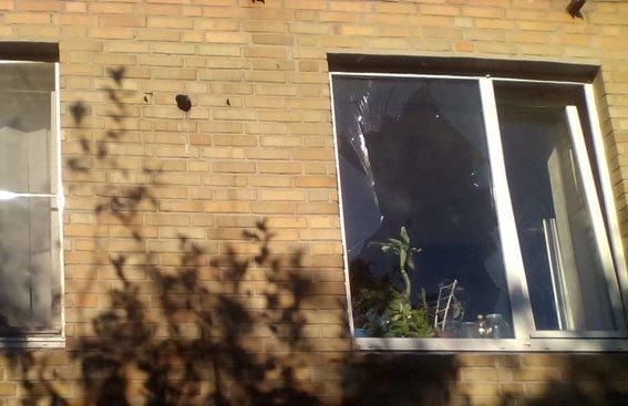 В Торецке в результате артосбтрела боевиков разрушены три дома (ФОТО), фото-1