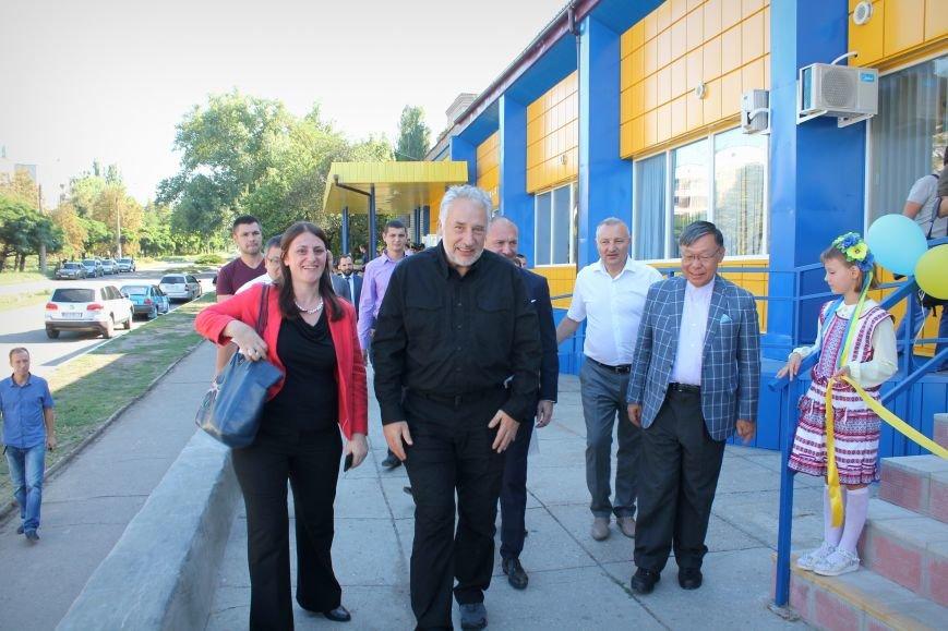 Посол Японии открыл восстановленное отделение почты в Николаевке, фото-10