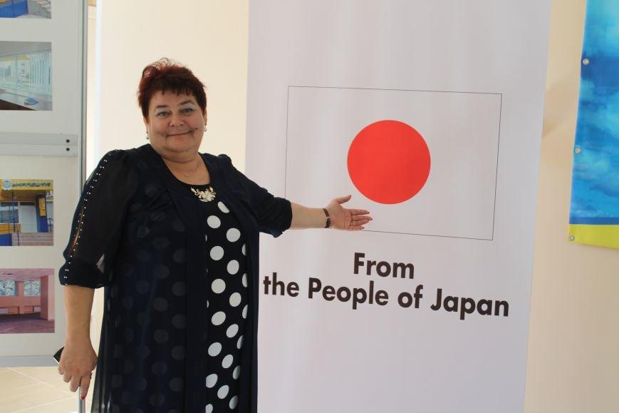 Посол Японии открыл восстановленное отделение почты в Николаевке, фото-9