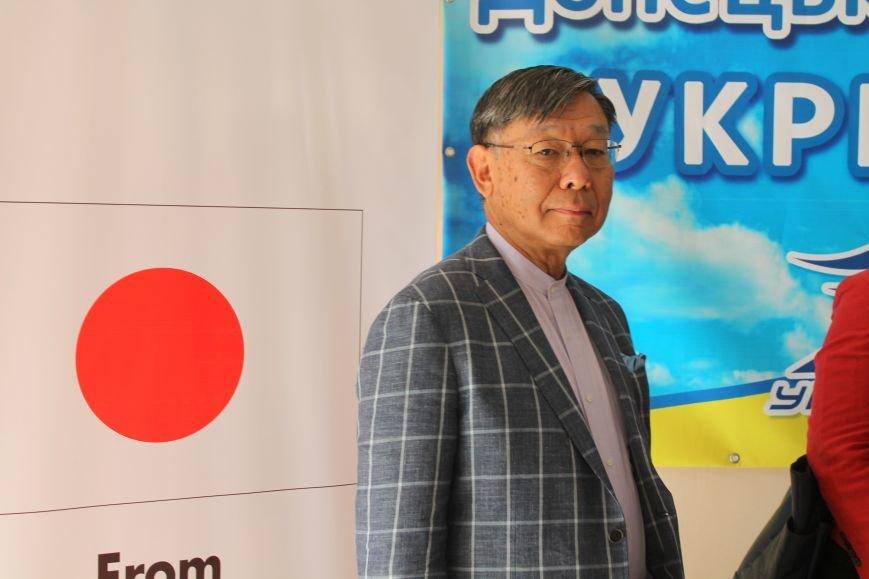 Посол Японии открыл восстановленное отделение почты в Николаевке, фото-6