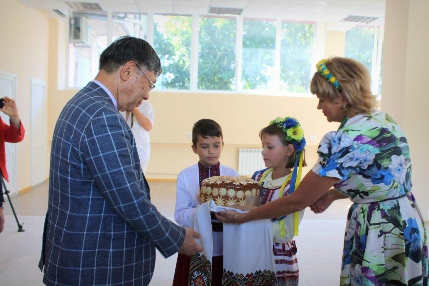Посол Японии открыл восстановленное отделение почты в Николаевке, фото-5