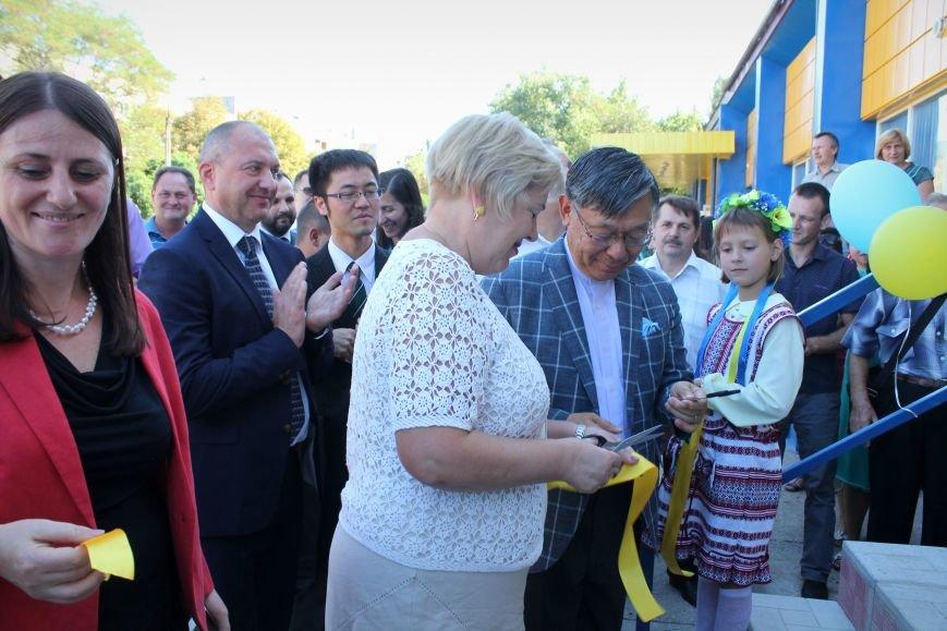 Посол Японии открыл восстановленное отделение почты в Николаевке, фото-11