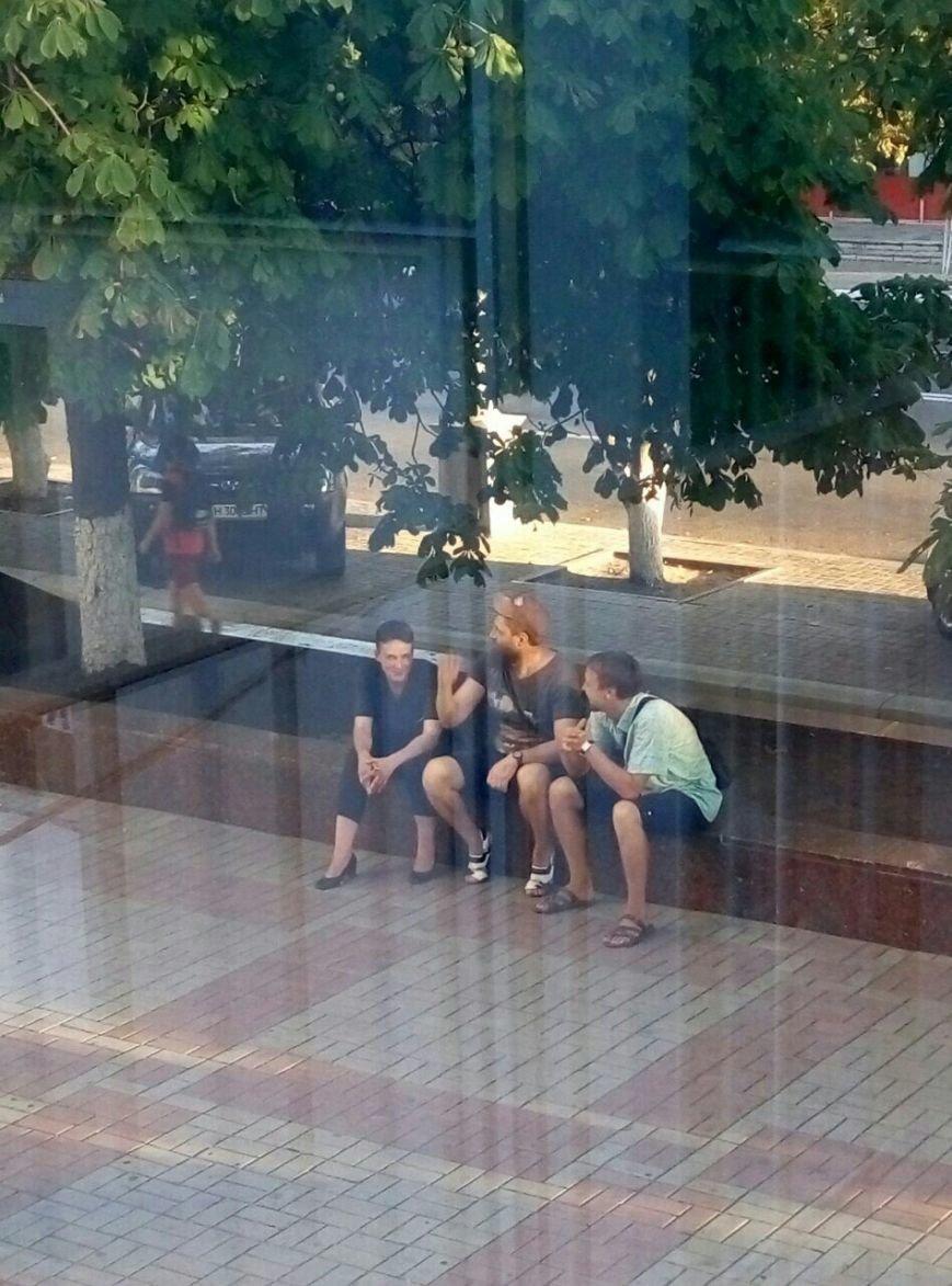 Мариуполь посетила Надежда Савченко (ФОТОФАКТ), фото-1