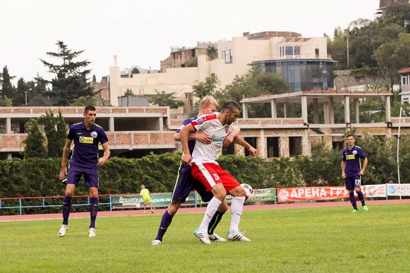 ФК «Рубин Ялта» проиграл первый домашний матч «Севастополю», фото-4