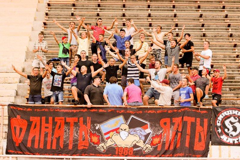 ФК «Рубин Ялта» проиграл первый домашний матч «Севастополю», фото-1