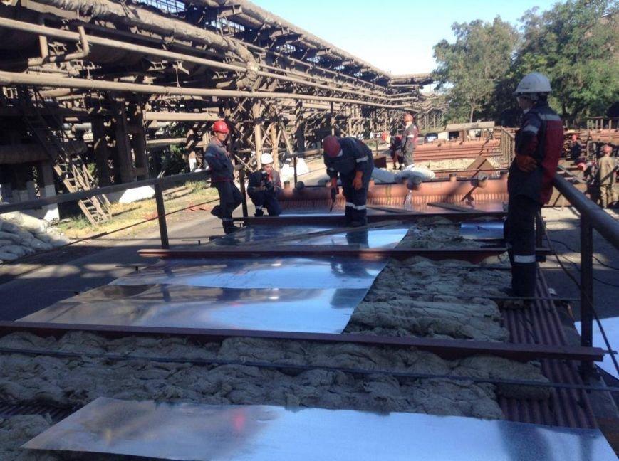 Мариуполь два дня задыхался из-за дыры в газоочистке на ММК Ильича (ФОТО+ ВИДЕО), фото-7