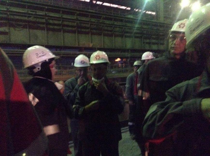 Мариуполь два дня задыхался из-за дыры в газоочистке на ММК Ильича (ФОТО+ ВИДЕО), фото-5