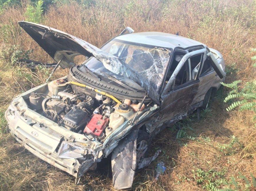 5 человек травмировались в столкновении двух «Лад» на крымской трассе: пострадавшие ищут виновника аварии (ФОТО, ВИДЕО), фото-4