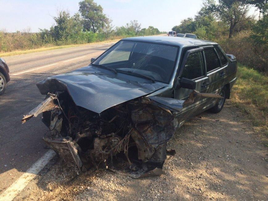 5 человек травмировались в столкновении двух «Лад» на крымской трассе: пострадавшие ищут виновника аварии (ФОТО, ВИДЕО), фото-3