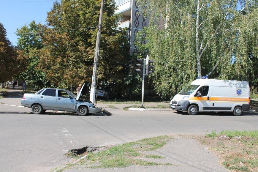Авария на Почтовой в Славянске: есть пострадавшие (ФОТО), фото-6