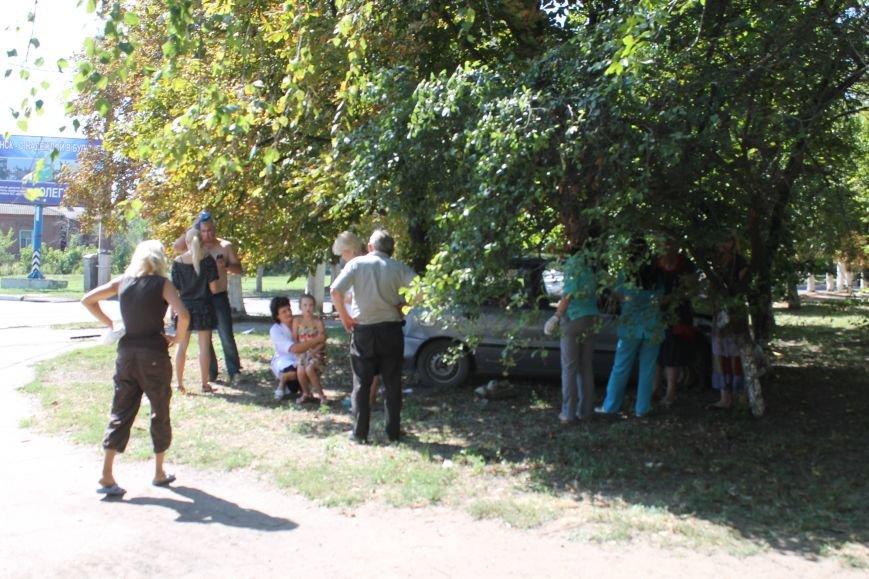 Авария на Почтовой в Славянске: есть пострадавшие (ФОТО), фото-3