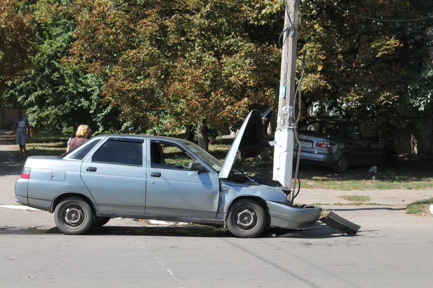 Авария на Почтовой в Славянске: есть пострадавшие (ФОТО), фото-5