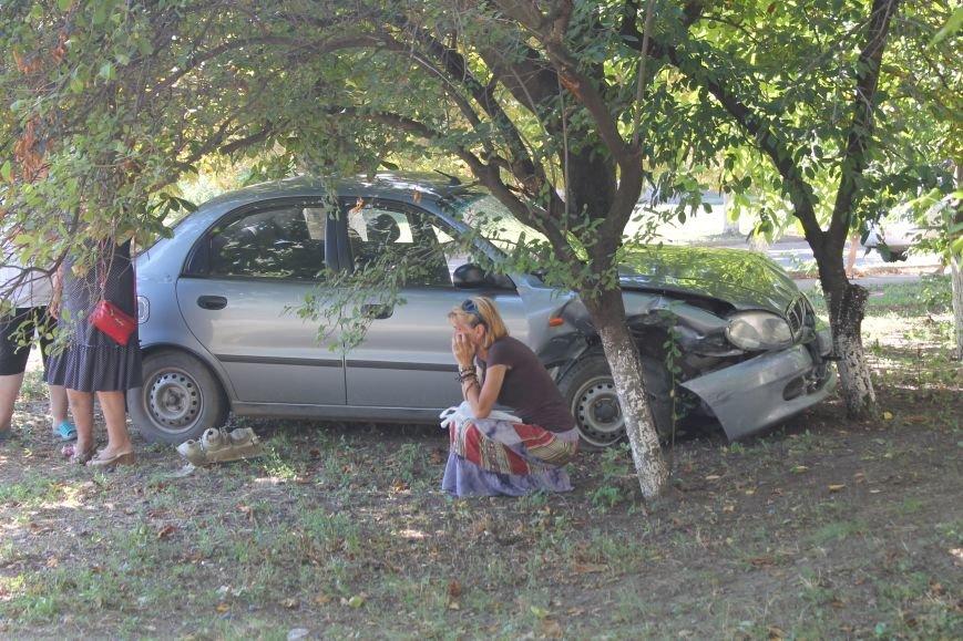 Авария на Почтовой в Славянске: есть пострадавшие (ФОТО), фото-4