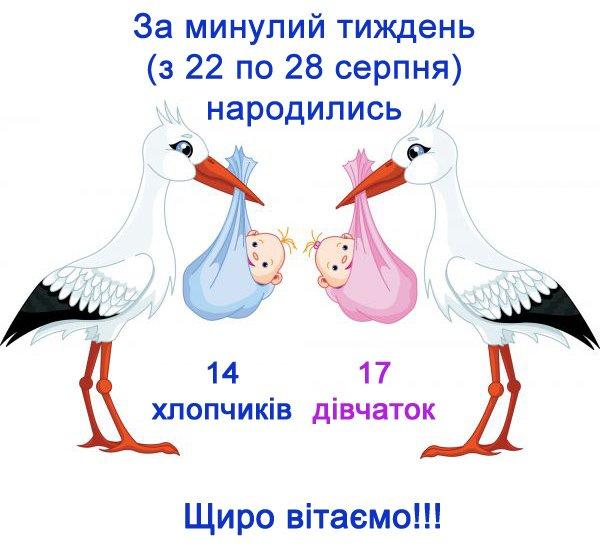 За неделю в Краматорске родился 31 малыш, фото-1