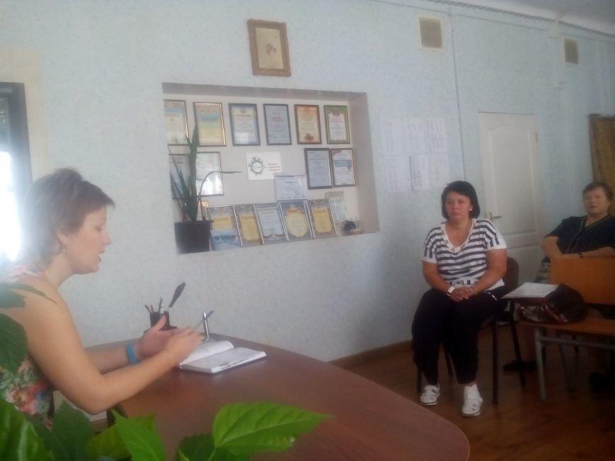 Авдеевский Пенсионный фонд  налаживает работу с инвалидами (ФОТО), фото-2