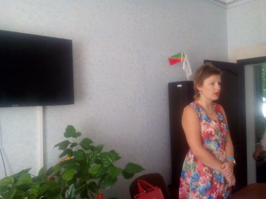 Авдеевский Пенсионный фонд  налаживает работу с инвалидами (ФОТО), фото-1