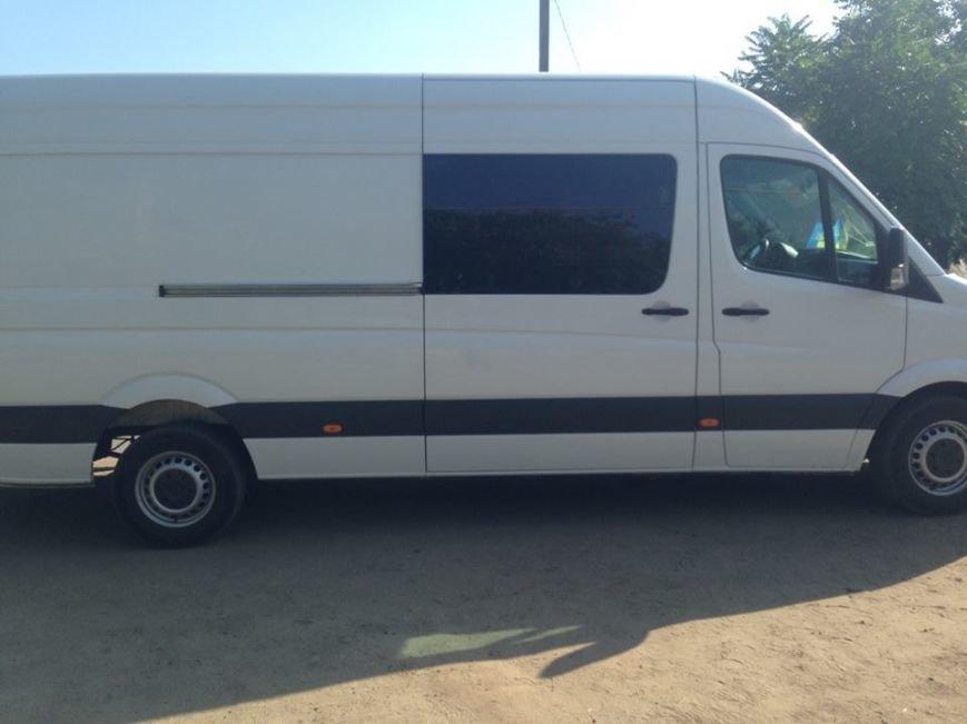 В Одесской области задержали угнанный в Херсоне автобус (ФОТО), фото-4