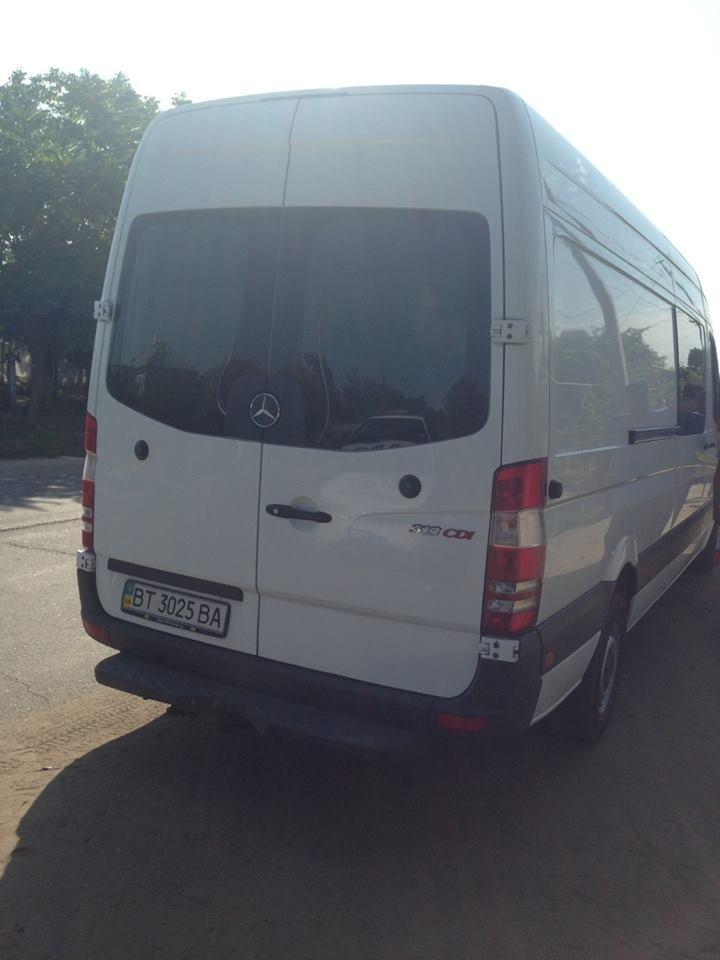 В Одесской области задержали угнанный в Херсоне автобус (ФОТО), фото-1