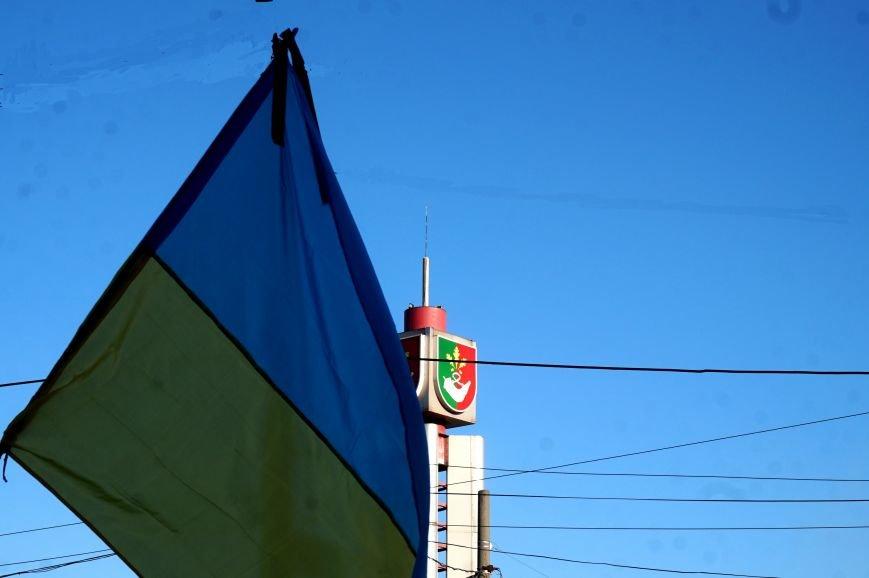 Криворожане вспомнили поименно земляков, погибших в зоне АТО и помолились за тех, кто и сегодня защищает нас от оккупантов  (ФОТО), фото-29