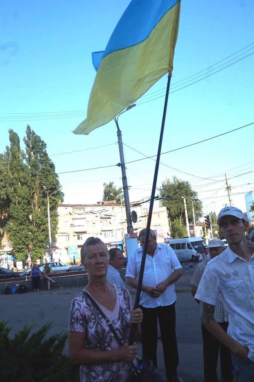 Криворожане вспомнили поименно земляков, погибших в зоне АТО и помолились за тех, кто и сегодня защищает нас от оккупантов  (ФОТО), фото-11