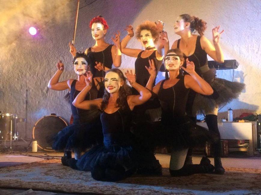 В Мариуполе выступили Dakh Doughters (ФОТО, ВИДЕО), фото-1