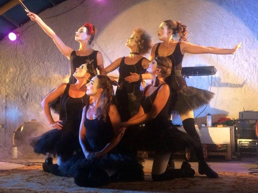 В Мариуполе выступили Dakh Doughters (ФОТО, ВИДЕО), фото-2
