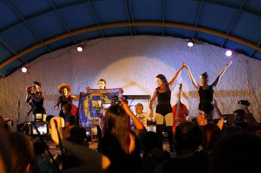 В Мариуполе выступили Dakh Doughters (ФОТО, ВИДЕО), фото-3