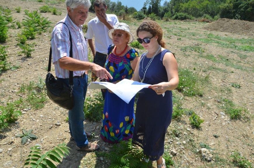 Никитский сад посетил руководитель российского представительства французской компании по селекции роз, фото-5