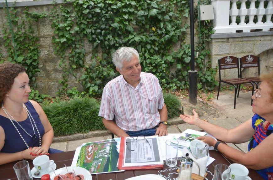 Никитский сад посетил руководитель российского представительства французской компании по селекции роз, фото-3