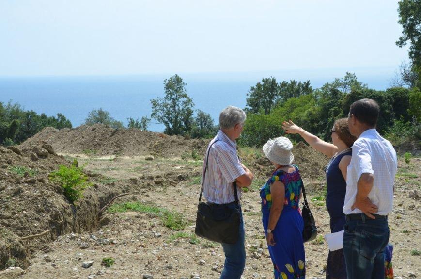 Никитский сад посетил руководитель российского представительства французской компании по селекции роз, фото-4