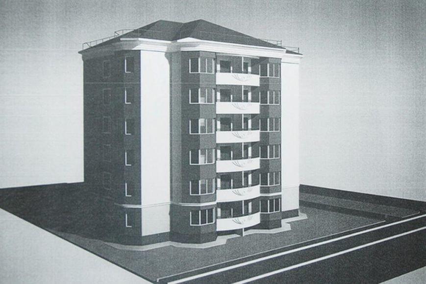 На месте трущоб в центре Чернигова появится 10-этажка, фото-1
