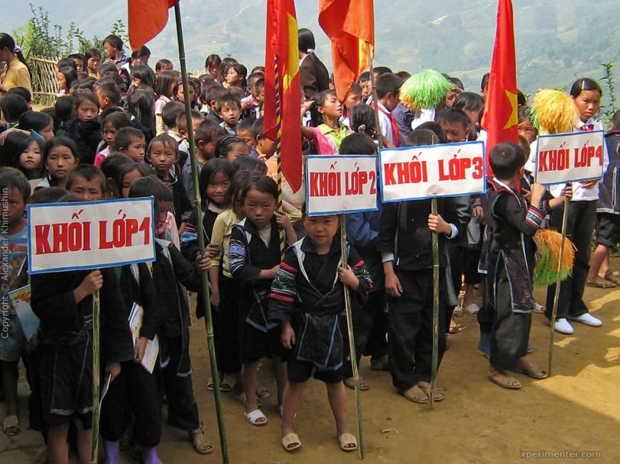 В какой форме ходят в школу дети  других стран (фото), фото-2