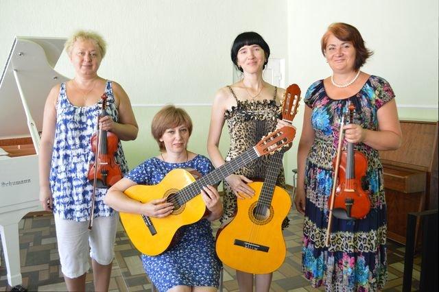 В музыкальных школах Большого Доброполья  появились новые инструменты, фото-2