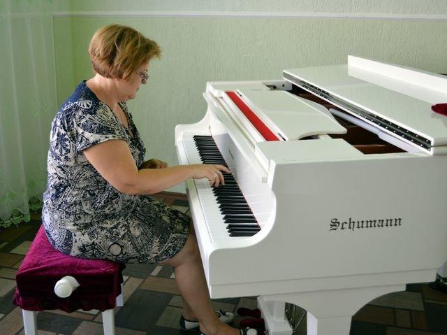 В музыкальных школах Большого Доброполья  появились новые инструменты, фото-1