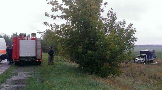 ВСлавянске встрашном ДТП погибли две молодые женщины
