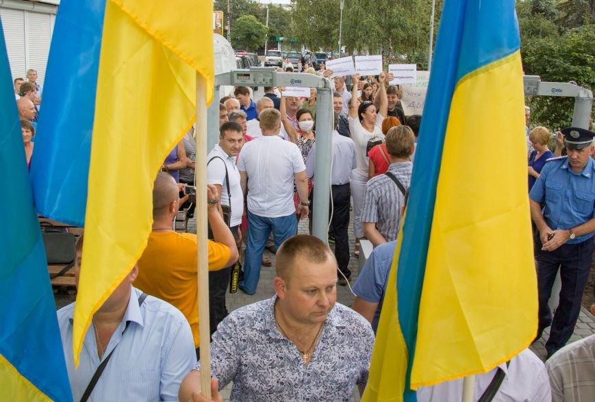 Порошенко заявил, что митингующими за чистый воздух в Мариуполе руководит Путин (ФОТО+ВИДЕО), фото-5