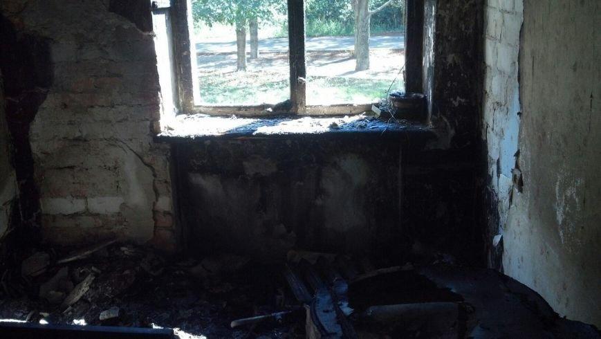 В Каменском неравнодушные люди спасли на пожаре двух детей, фото-2