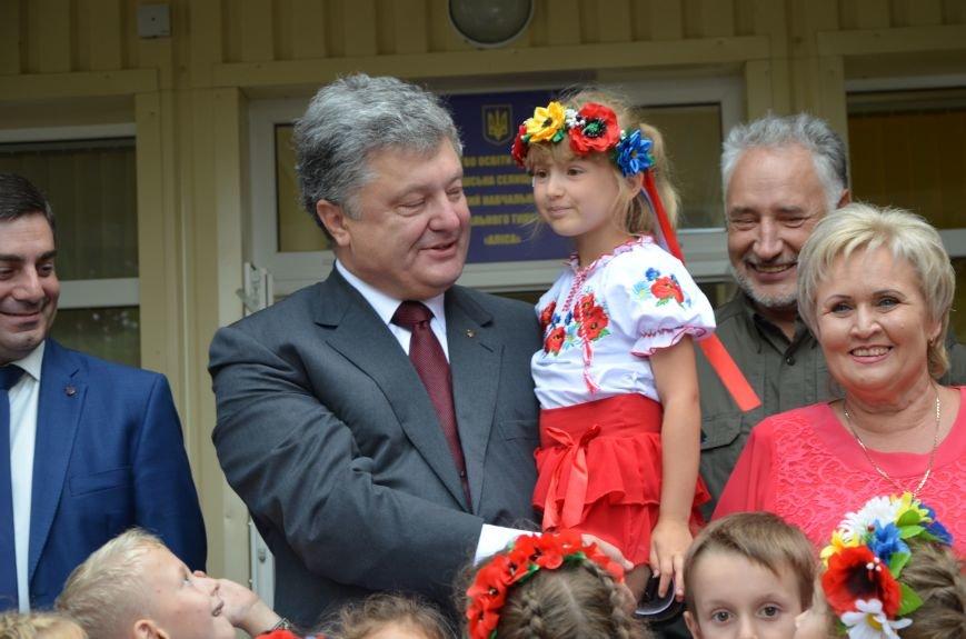 """""""Если бы я не приехал, кровати в детский садик никто бы не завез"""", - Порошенко (ФОТО+ВИДЕО), фото-18"""
