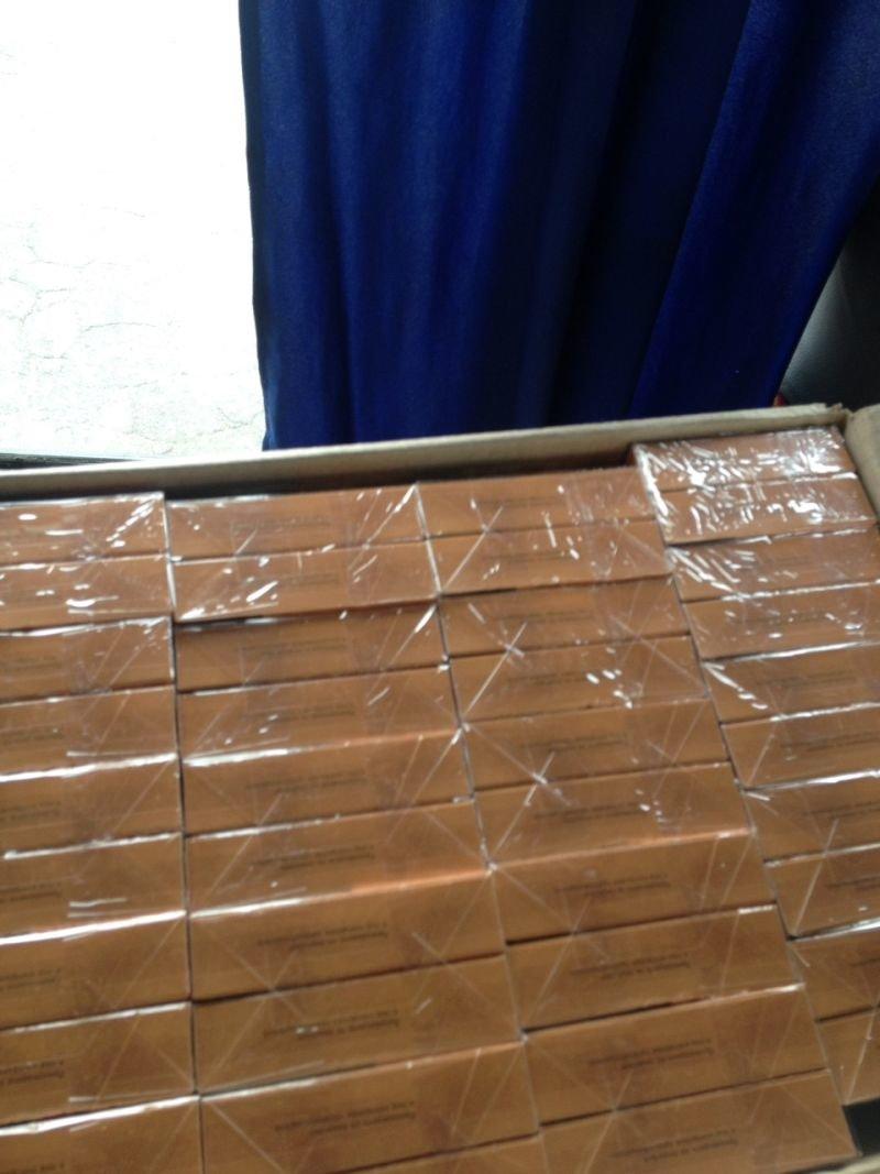 В Краматорске на блокпосту изъяли 5000 пачек сигарет, фото-3