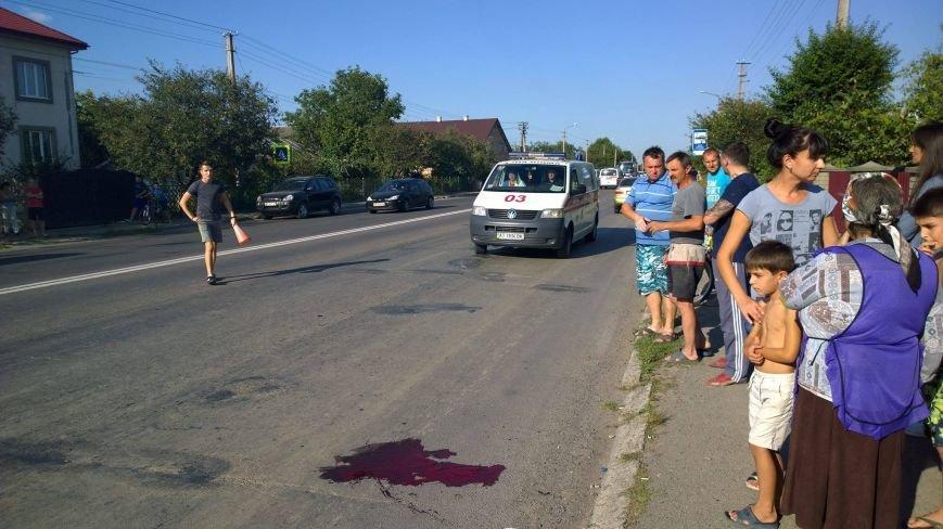 Водій збив 13-річну дитину та втік із місця ДТП. (ФОТО), фото-3