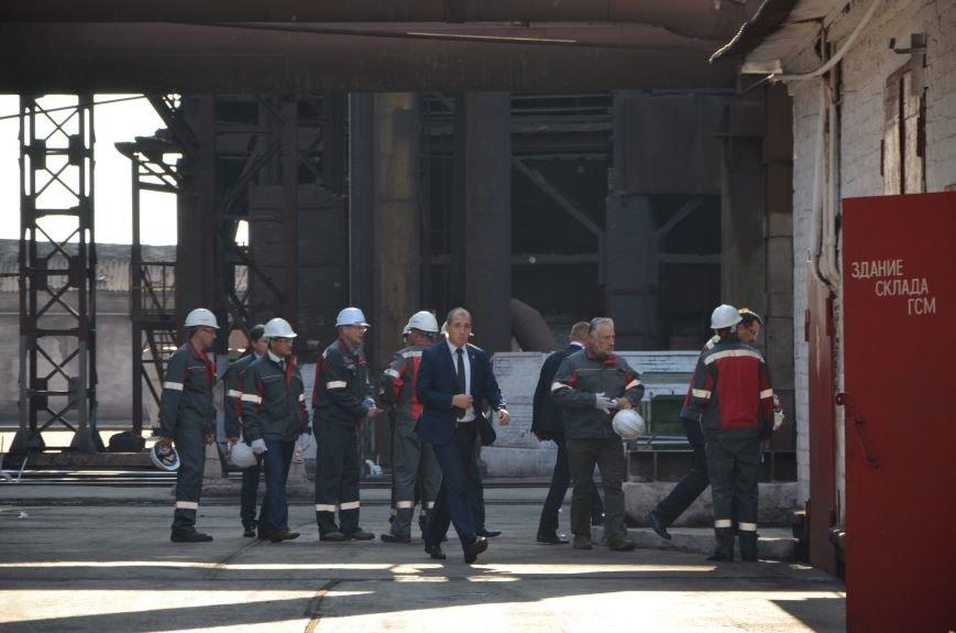 Порошенко заявил, что мариупольцы зарабатывают 7450 гривен в месяц  (ВИДЕО), фото-3