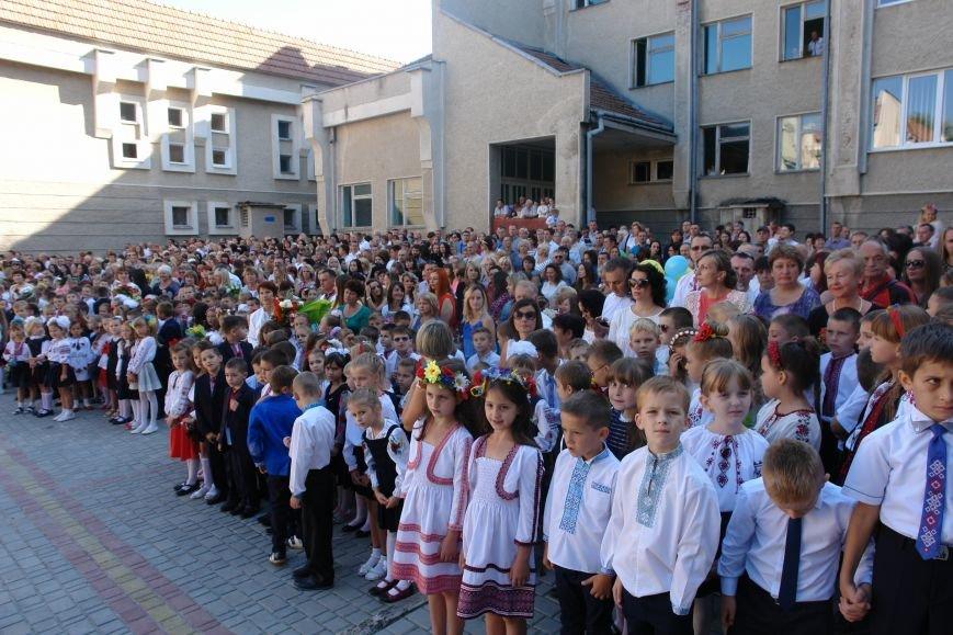 Свято першого дзвоника у 23 школі. Фоторепортаж, фото-1