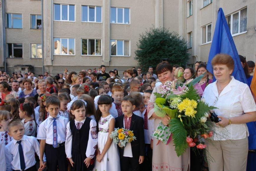 Свято першого дзвоника у 23 школі. Фоторепортаж, фото-2