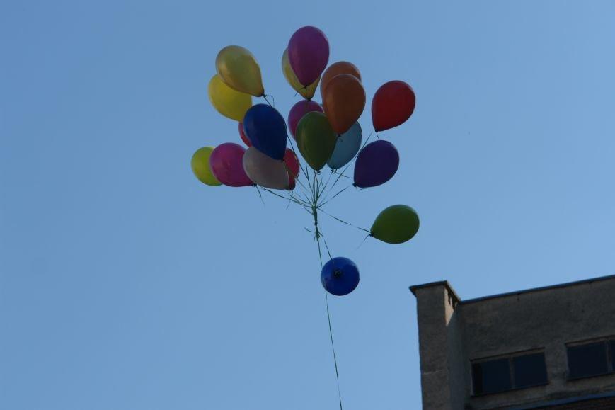 Свято першого дзвоника у 23 школі. Фоторепортаж, фото-14