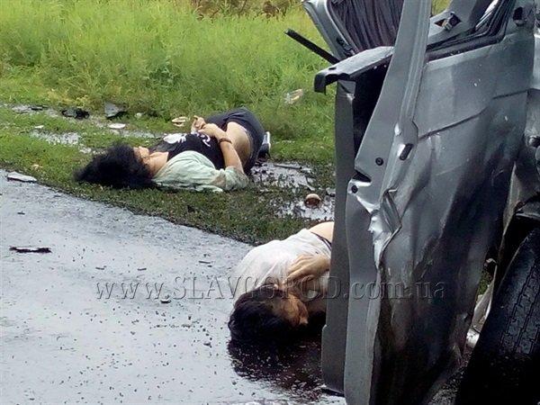 В ДТП на трассе Краматорск-Славянск погибли две женщины (ФОТО), фото-3
