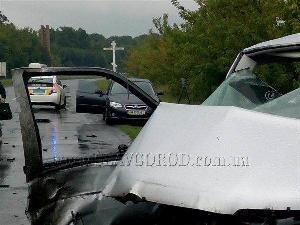 В ДТП на трассе Краматорск-Славянск погибли две женщины (ФОТО), фото-2