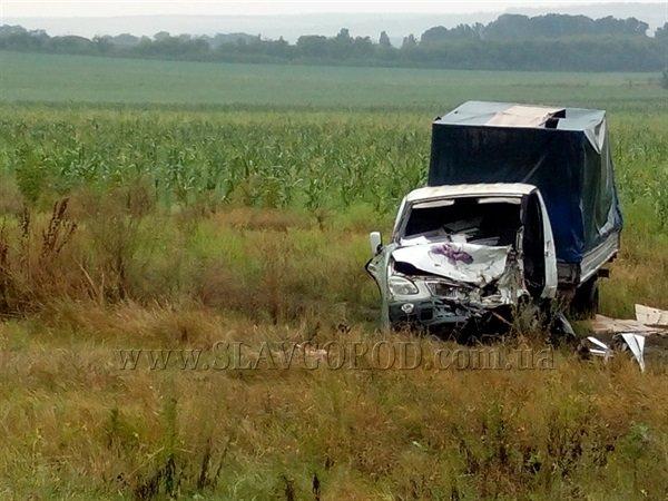 В ДТП на трассе Краматорск-Славянск погибли две женщины (ФОТО), фото-1