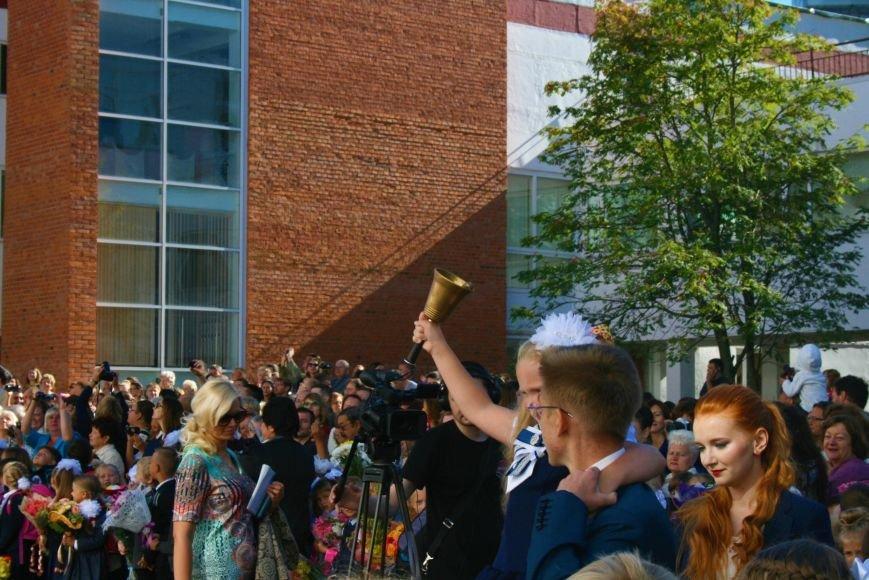 Праздничные линейки прошли в школах Троицка Новой Москвы, фото-4