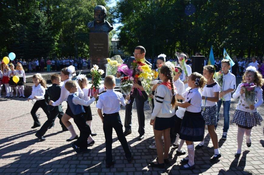 В Авдеевке отпраздновали День знаний (ФОТО), фото-2