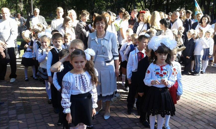 В Авдеевке отпраздновали День знаний (ФОТО), фото-5